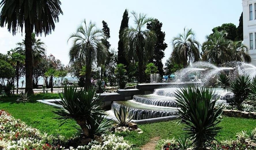 Сухум - столица Абхазии