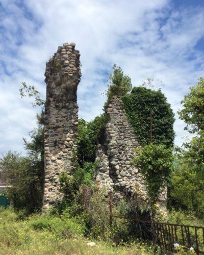 Великая Aбхазская стена