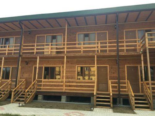 мини-гостиница «Ecohouse»