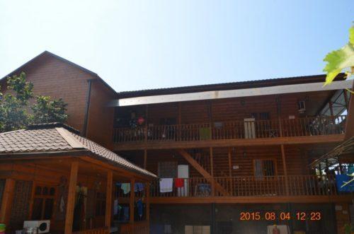 Гостиница у Ирины