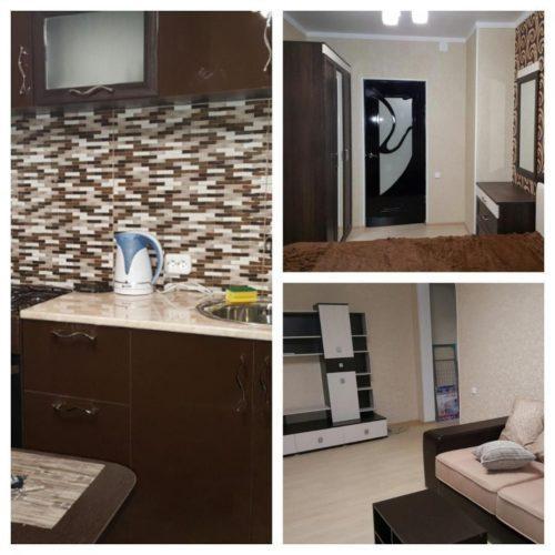 2-комнатная квартира в Сухуме