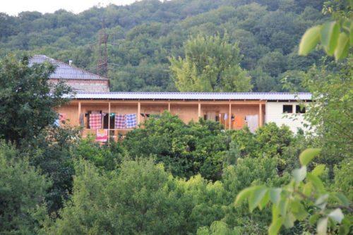 Гостевой дом под названием Ноев Ковчег.