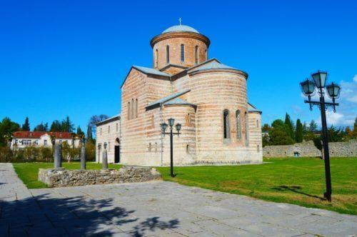 Патриарший собор в Пицунде