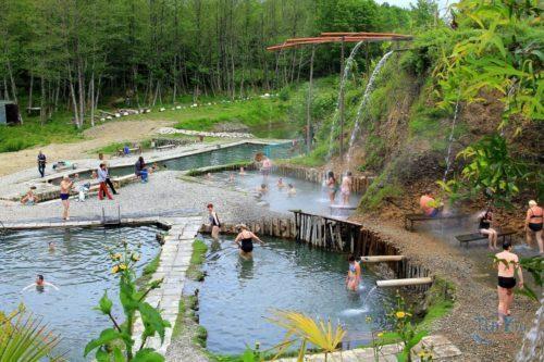 Термальный источник Кындыг в Абхазии. Описание экскурсии