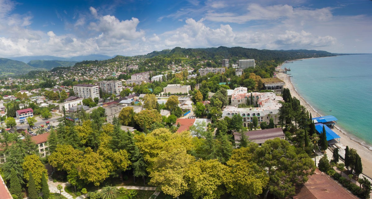 Отели Абхазии, пансионаты и санатории на берегу моря - цены гостиниц 2020