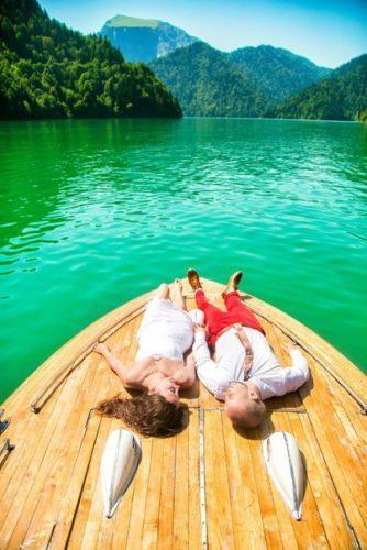 Волшебные летние фотосессии в самых лучших местах солнечной Абхазии!