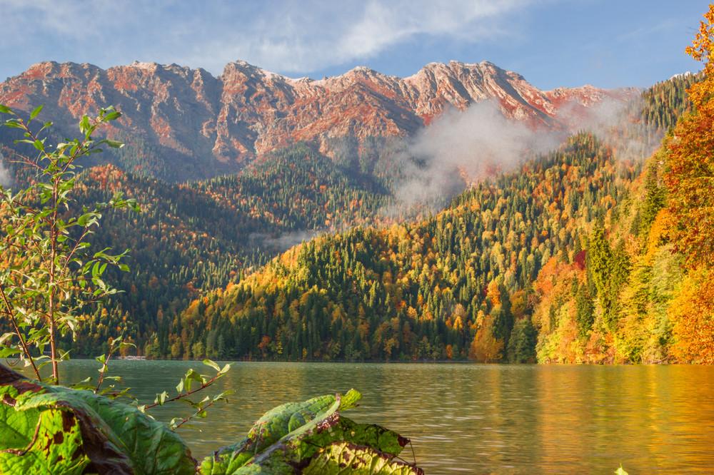 Температура в Абхазии в сентябре